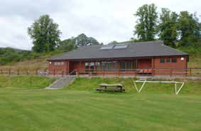 Strachurmore Sports Centre and Pavilion
